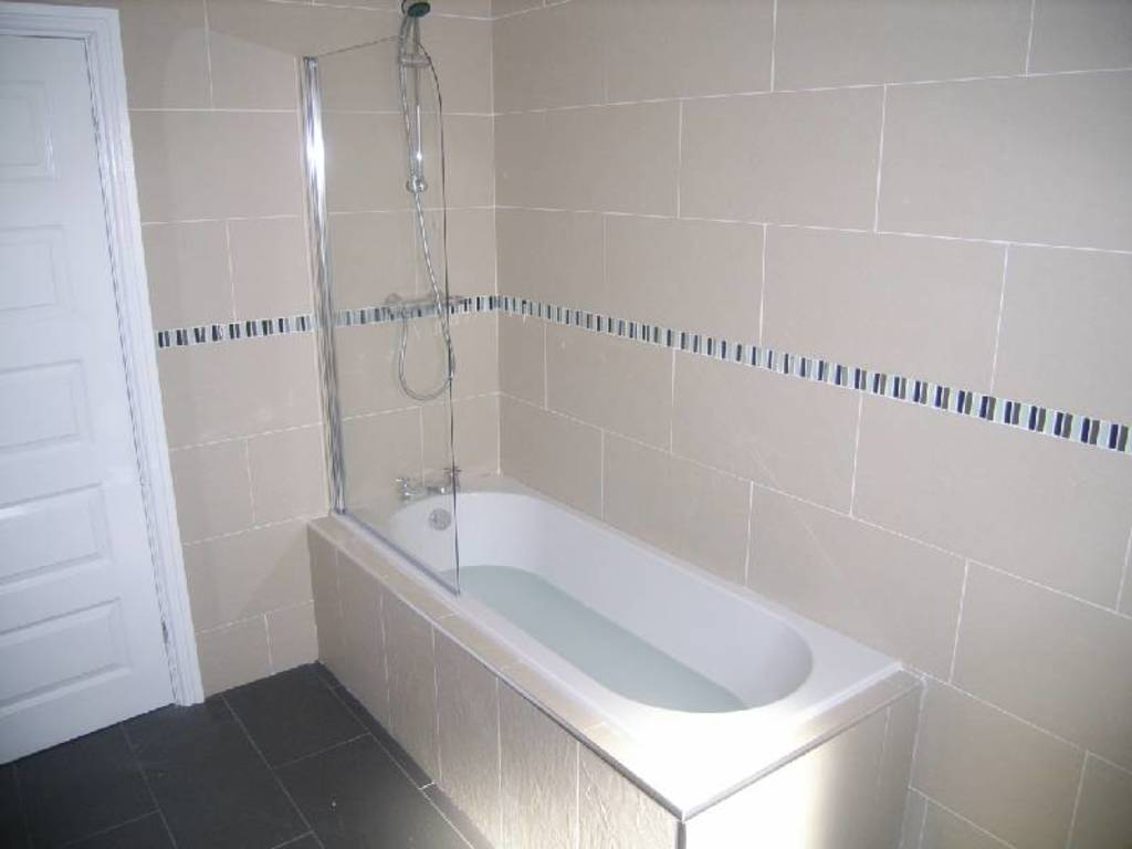 Bathroom tiling get those bathroom walls right first - How do heated bathroom floors work ...