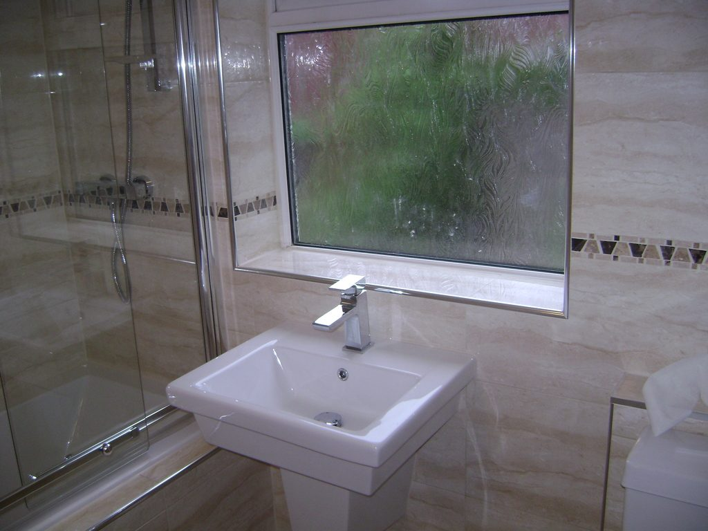 Bathroom Fitting Installing Design Wigan Tiling Whirlpools Walk In - Bathroom in a day